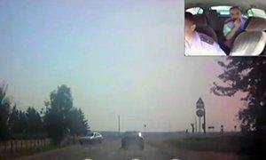 протокол,погоня, Гродно, Opel