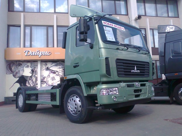 МАЗ-5340М4