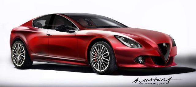 Alfa Romeo собирается задвинуть BMW M3