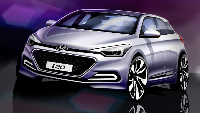 Новый Hyundai i20 близок к дебюту