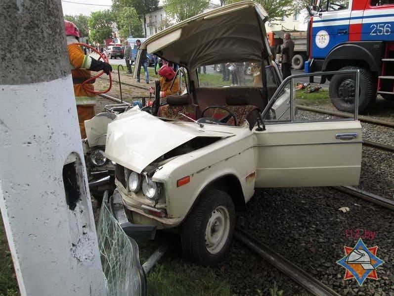 авария, Витебск, 28 августа