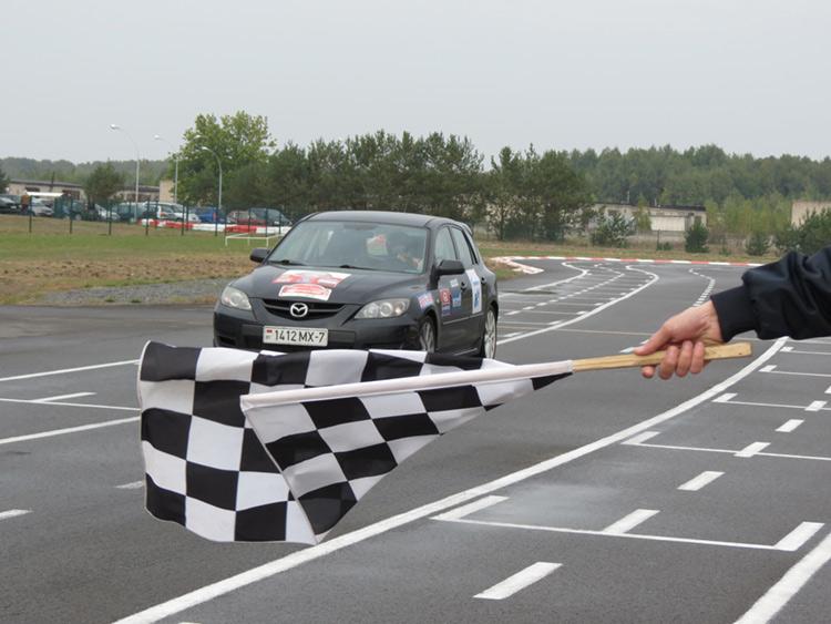 гонки, Брест, скоростное, маневрирование