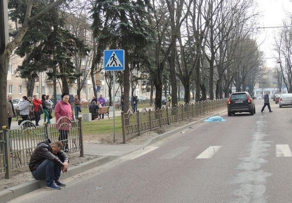 ДТП на бульваре Шевченко