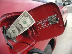 топливо дорожает