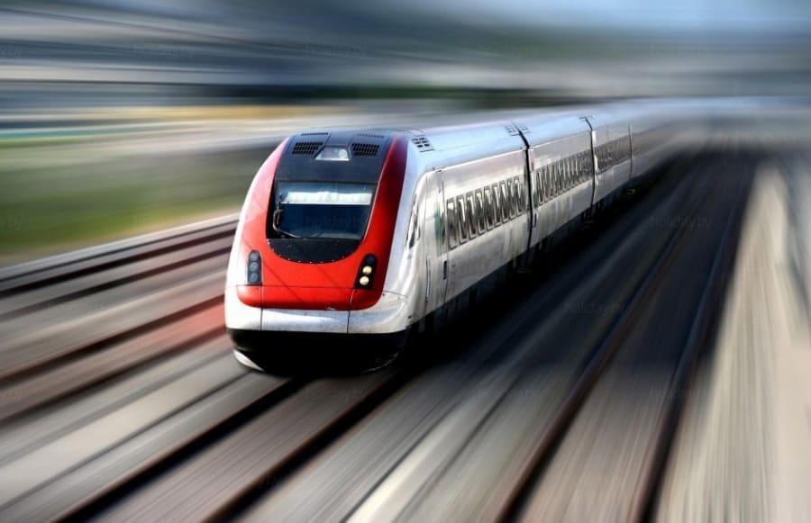 поезд, аэропорт, Минск