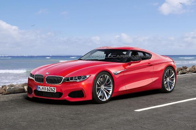 спорткар BMW-Toyota