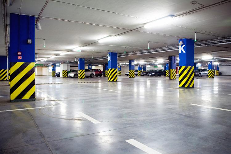 парковка, платная, закрытый, Минск