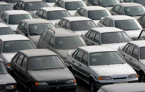 автомобильный, рынок, Россия, продажи