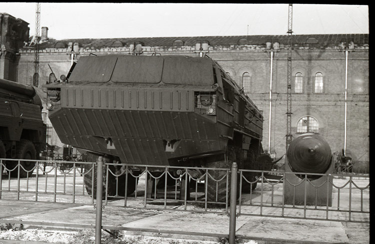 КПУ 9П71 на шасси БАЗ-6944