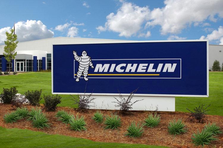 Компания Мишлен , открыте, завод