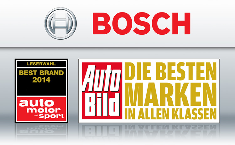 Бош, лучший, бренд, товары, автомобильный