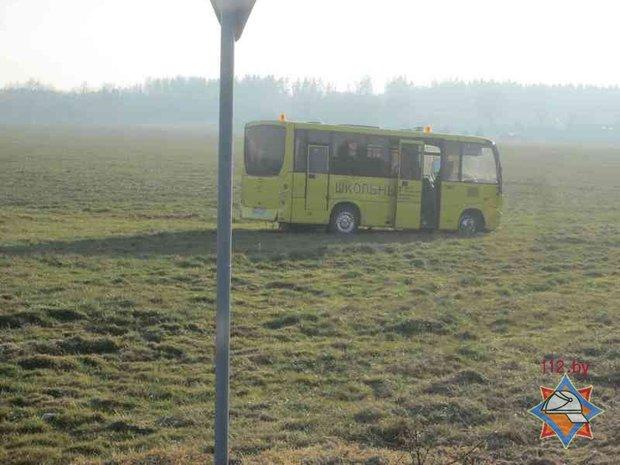 авария, школьный, автобус, Ситроен