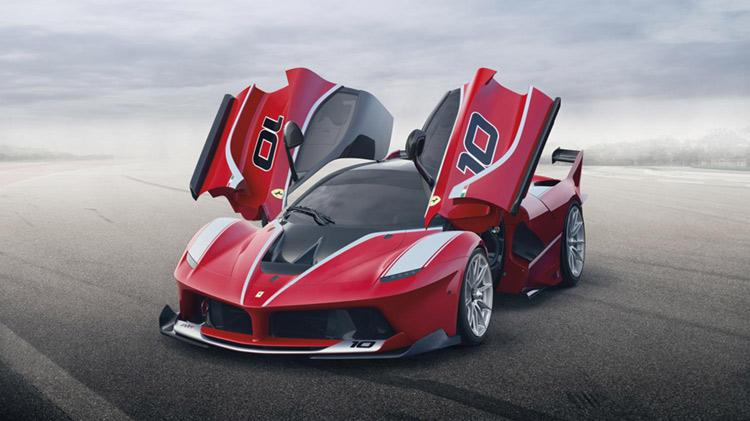 Ferrari, LaFerrari – FXX K
