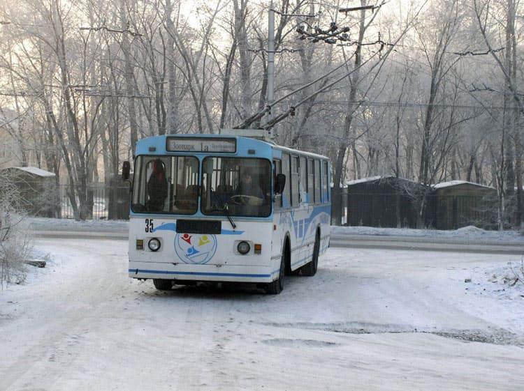 бобруйск, троллейбус, угон