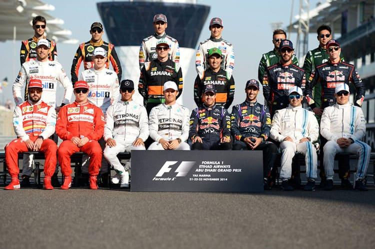 участники, гонки, Формула-1, Абу-Даби