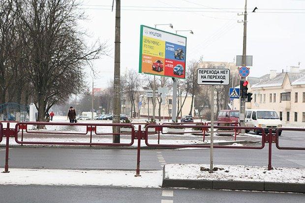 пешеходный переход, демонтировать, Орловская