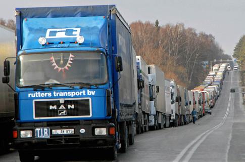 россия, граница, поставки товаров, остановлены