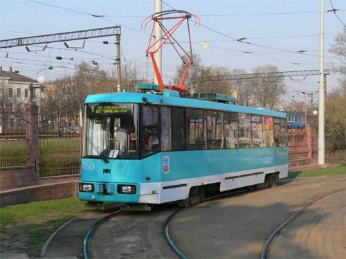 трамвай, прекращение дижения