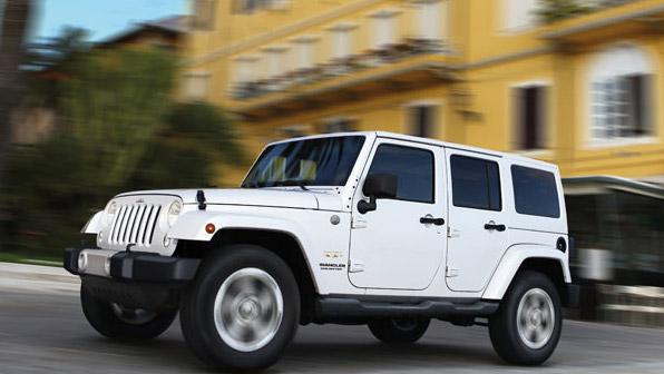 Hummer, Jeep Wrangler, General Motor