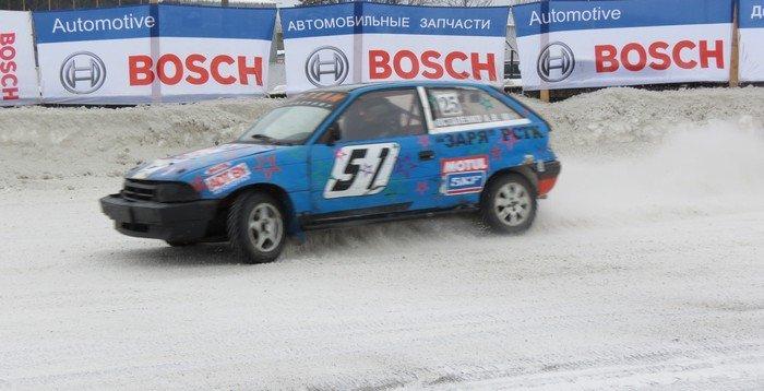 Горячий лед- 2015, Андрей Остапенко