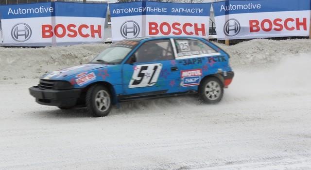 Горячий лед 2015, Андрей Остапенко