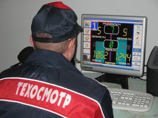 Гостехосмотр в Беларуси
