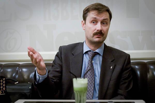 Сергей Михневич- председатель БАА