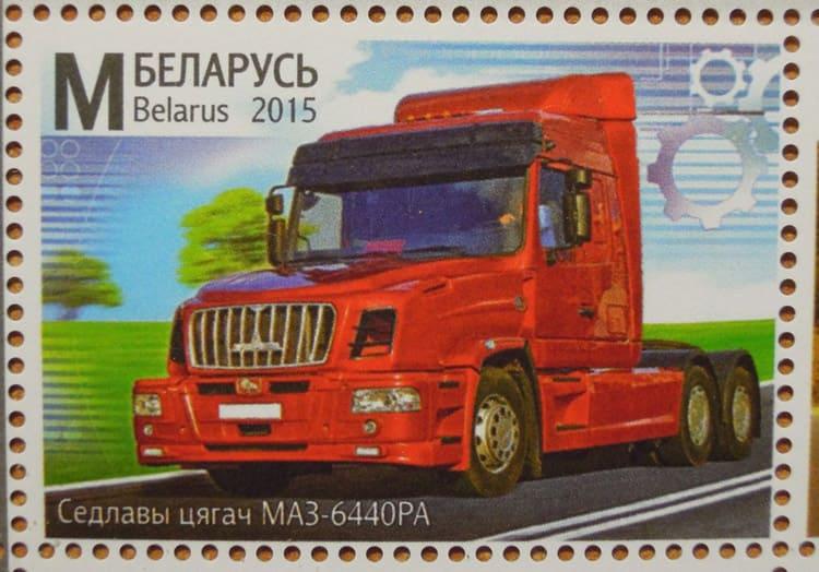 почтовые марки, машиностроение
