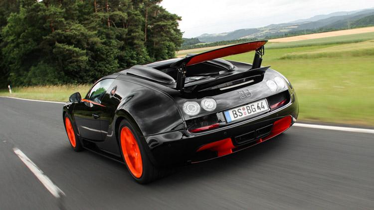 Бугатти Вейрон, Bugatti Veyron