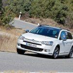 Citroen C5, Opel Insignia, сравнительный тест