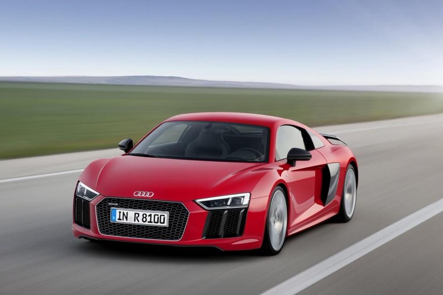 ауди р8, Audi R8, электрокар