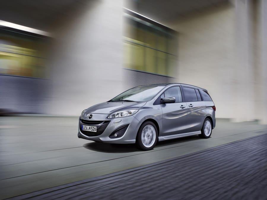 Mazda, Мазда 5, прекратить производство
