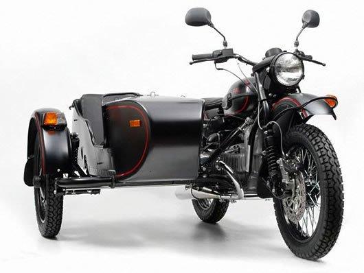 мотоцикл с коляской, техосмотр мотоцикла