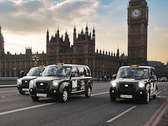 электрическое такси, Лондон, Метрокэб