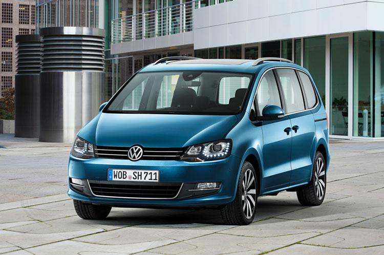 Volkswagen, фольксваген, минивен