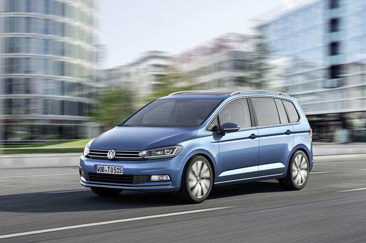 VW Touran, фольксваген туран
