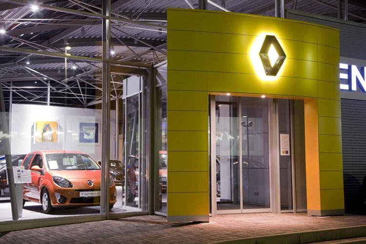Renault, Рено, чистая прибыль