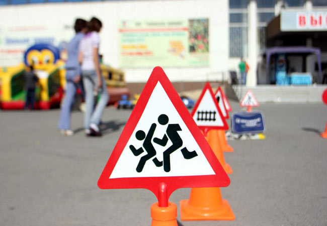 ГАИ, дети, безопасность, дорожное движение