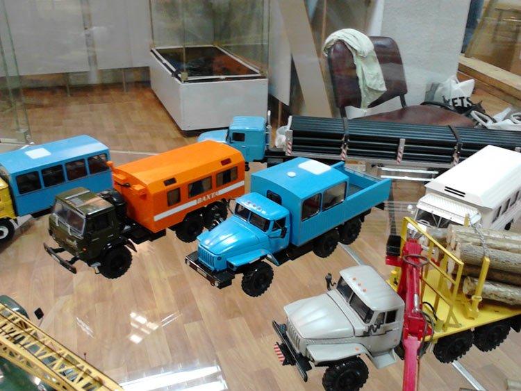 выставка, советский автопром