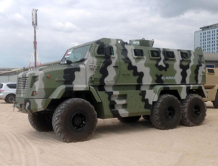 ОАО МЗКТ, Index, выставка военной техники