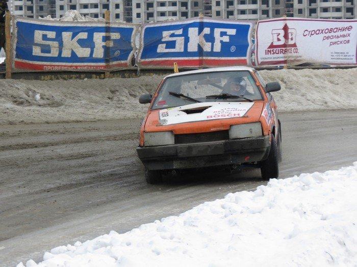 Александр Сачук в трековых гонках