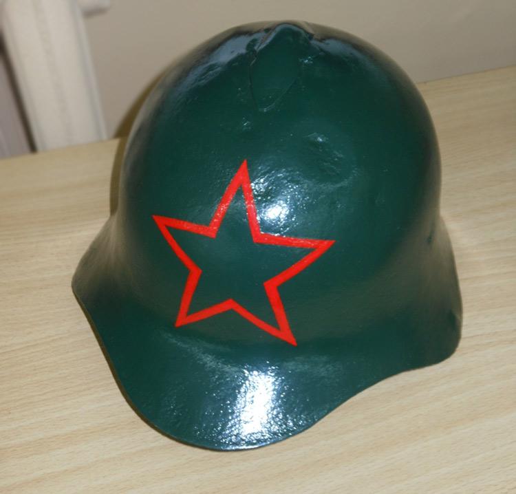 каска, стальной шлем, халхинголка