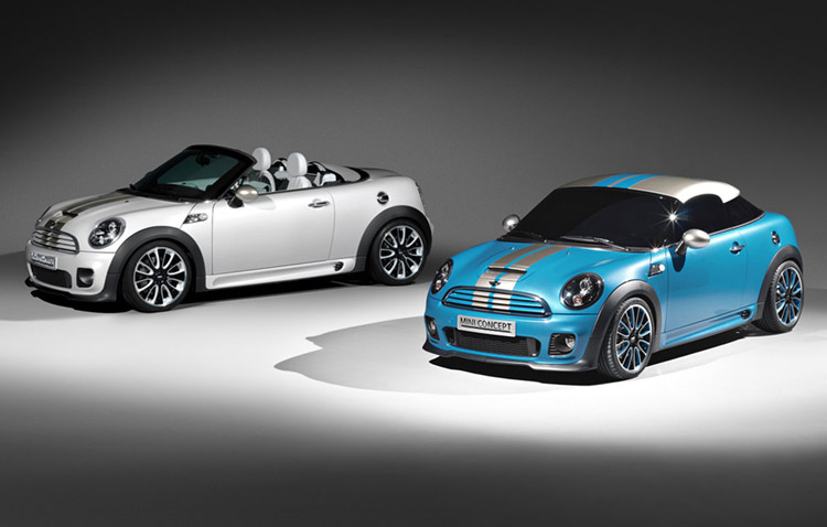Mini, Coupe, Roadster