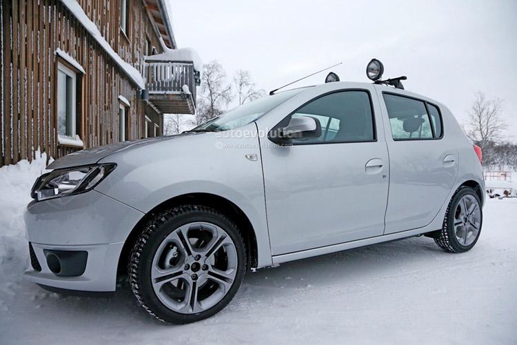 Renault, Sandero, Dacia