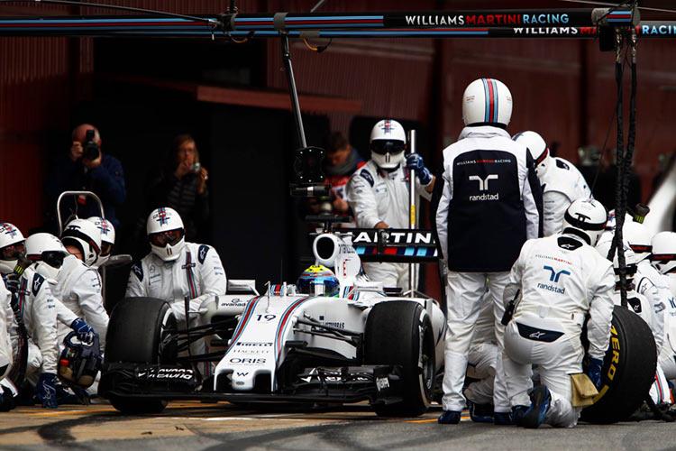 williams, формула 1, гонки