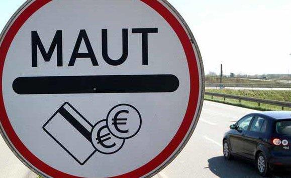 В Германии проезд для легковых авто станет платным