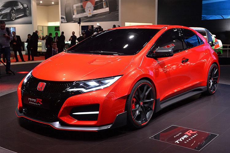 Новый Honda Civic Type R отметил дебют рекордом