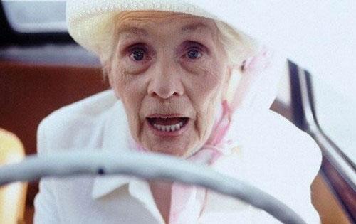Прохождение техосмотра пенсионерами