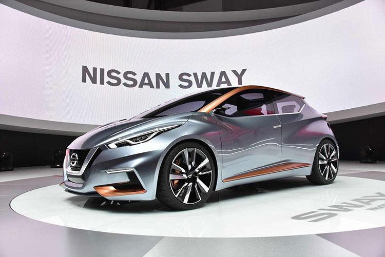 Nissan Micra, Женевский салон
