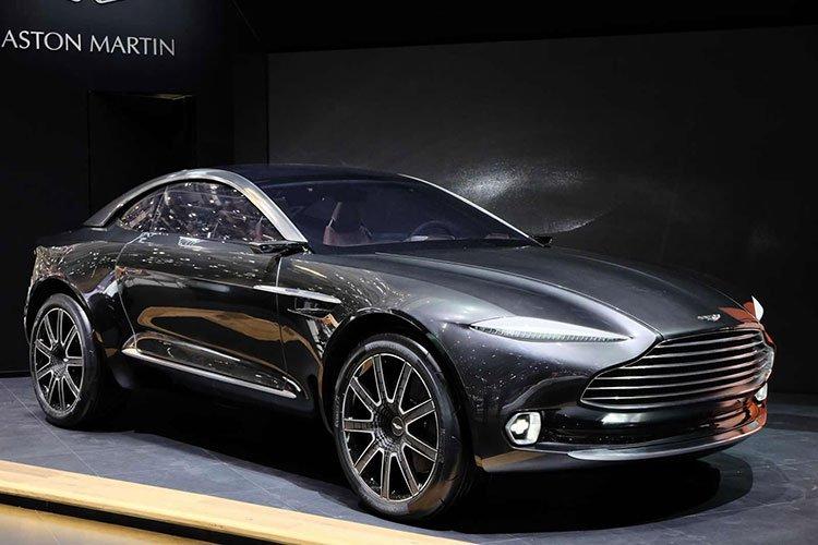 Aston Martin, кроссовер